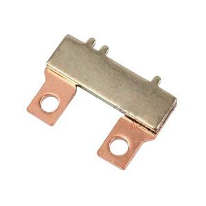 Electronic meter Copper shunt E-Beam welded for Energy meter components