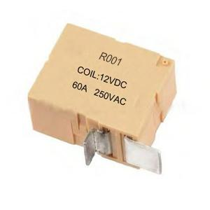 AC 250V 100A / 120A latching relay for energy meter components , safety