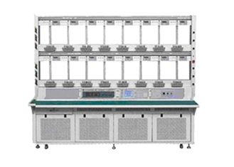 China Electric Three Phase Energy Meter Test Bench with class 0.05 / 0.1 High Accuracy supplier