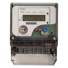 China Polyphase Three Phase Energy Meter supplier