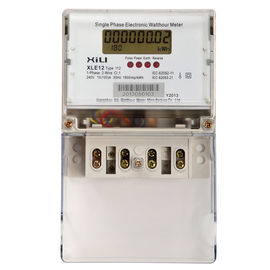China Digital Single Phase Energy Meter supplier
