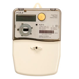 Load Profile Single Phase Energy Meter / KWH Meters for Residential AC 230V