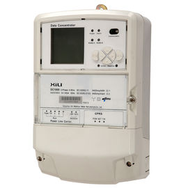 China Four Wire electrical Three Phase energy meter with High Precision , Industrial Use supplier