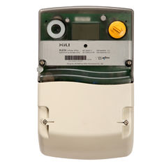 China Six Tariff Multirate Watt Our Meter , Electronic Three Phase Energy Meter supplier