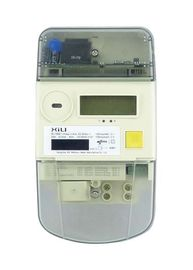 China AMI / AMR Single Phase Smart Energy Meters , Multifunction Electronic Kilowatt Meter supplier