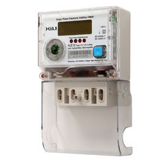 Load Profile Multifunction Energy Meter for Residential applications