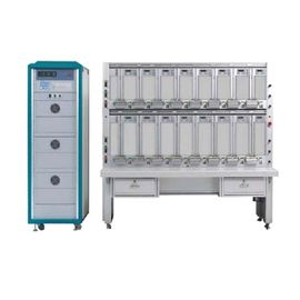 China Stationary Three Phase Energy Meter Test Bench With High Precision supplier