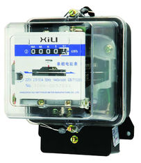 China Cost - Effective Single Phase Electromechanical Energy Meter for Residential supplier