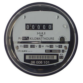 China Socket mounted single phase wireless energy meter / digital electricity meter supplier