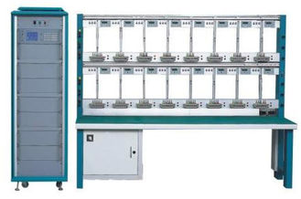China Three phase energy meter test bench with 24 32 40 meter position , Customized supplier