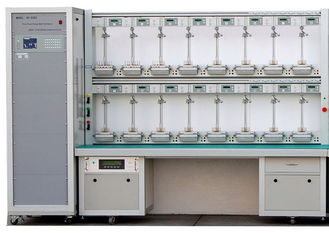China Multifunction Three Phase Energy Meter Test Bench precision power testing instrument supplier