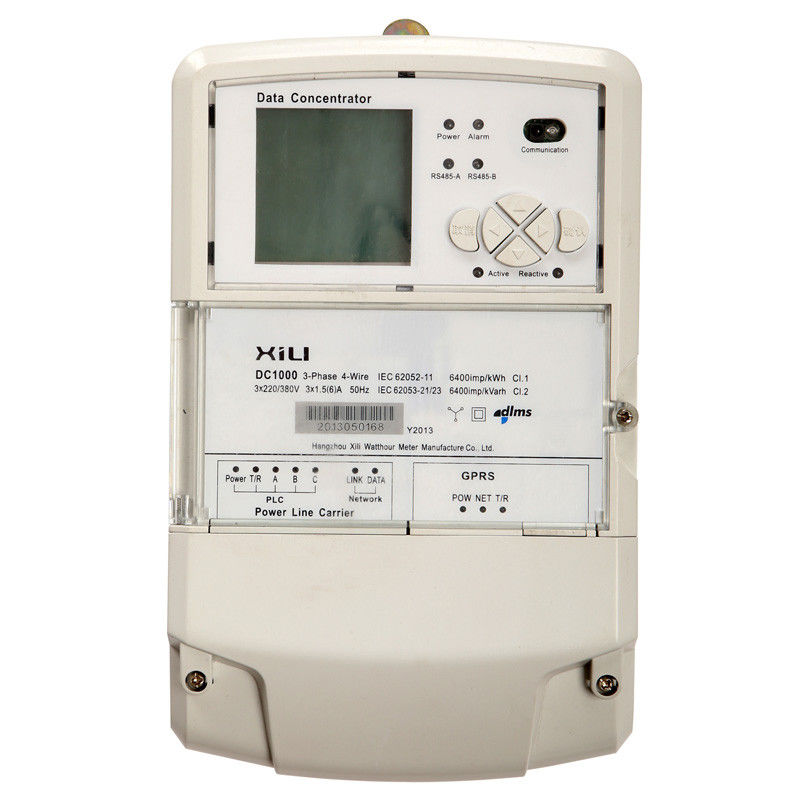 3 Phase Energy Meter : Three phase four wire smart energy meters kwh meter for